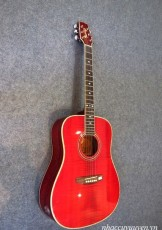 Guitar Acoustic BARCLAY MD-380 TR