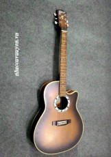 DARCO DE-DLX Electric Acoustic Guitar