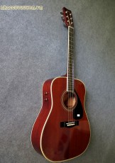 Guitar Acoustic Electric YAMAHA EF-06